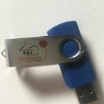 Impresión sobre pen-drives