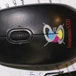 Impresión sobre ratones